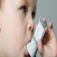 Children suffering from asthma exposure to obesity